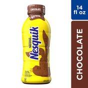Nestle Nesquik NESTLE  Beverage RTD Aseptic Chocolate