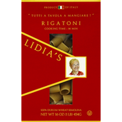 Lidia's Rigatoni, Bronze Cut
