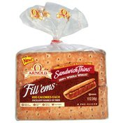 Brownberry/Arnold/Oroweat Orowheat Whole Wheat Fill'ems Sandwich Thins