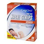 CareOne Nasal Strips Advanced - 30