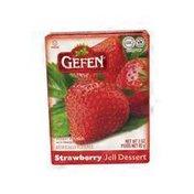 Gefen Strawberry Jell Dessert