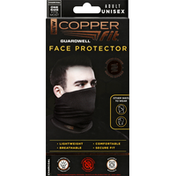 Copper Fit Face Protector Grey