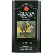 Colavita Premium Selection Extra Virgin Olive Oil Tin