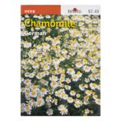 Burpee Seeds, Chamomile, German