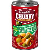 Campbell's® Chunky® Old Fashioned Vegetable Beef Soup