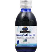 Garden of Life Alaskan Cod Liver Oil, Lemon