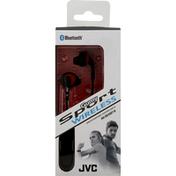 Jvc Headphones, Wireless, Black