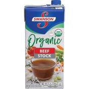Swanson® Organic Beef Stock