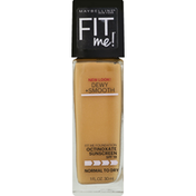 Maybelline Fit Me! Dewy + Smooth Foundation 230 Natural Buff