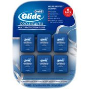 Glade Pro-Health Clean Mint Floss, 6-Pack - Sale Price Limit 2