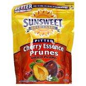 Sunsweet Prunes, Dried Plums, Cherry Essence