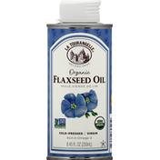 La Tourangelle Flaxseed Oil, Organic