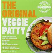 Big Mountain Veggie Patty, the Original