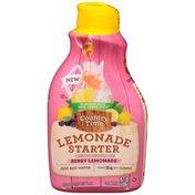 Country Time Lemonade Starter Berry Lemonade Liquid Drink Mix