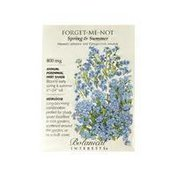 ROckledge Gardens Forget-Me-Not Spring and Summer Seed Pack