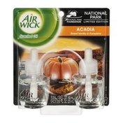 Air Wick Scented Oil Acadia Sweet Vanilla & Pumpkins - 2 CT