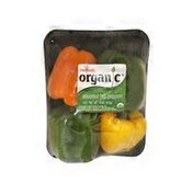 Assorted Organic Bell Peppers