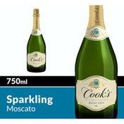 Cook's California Champagne California Champagne Moscato White Sparkling Wine