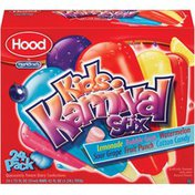 Hendrie's Kids Karnival Stix Assorted 1.75 Oz Bars Frozen Dairy Confections