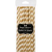 Amscan Paper Straws