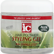 Fantasia Styling Gel, Hair Polisher