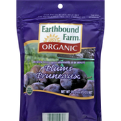 Earthbound Farms Plums, Premium Pitted Dried