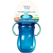 Tippy Toes Sippy Cup, Insulated, 9 Ounce