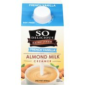 So Delicious Diary Free French Vanilla Almond Milk Creamer