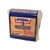 Migdal American Pasteurized Process Cheese Food