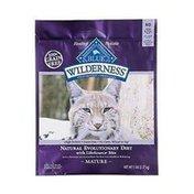 Blue Buffalo Wilderness Grain Free Mature Cat Food