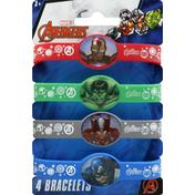 Unique Bracelets, Marvel Avengers