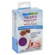 Neil Med Nasal-Oral Aspirator, Naspira