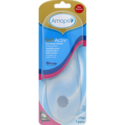 Amope Insoles, Flat Shoes