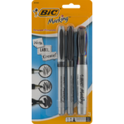 BiC Marking Permanent Markers