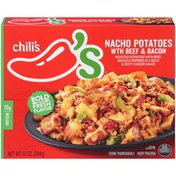 Chili's Nacho Potatoes with Beef & Bacon Frozen Dinner