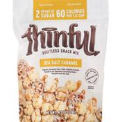 Thinful Snack Mix, Guiltless, Sea Salt Caramel