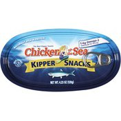 Chicken of the Sea Naturally Smoked Herring Fillets Kipper Snacks