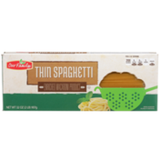 Our Family Enriched Macaroni Product, Thin Spaghetti
