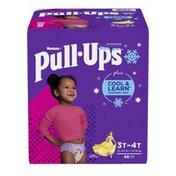 Pull-Ups Cool & Learn Girls' Training Pants