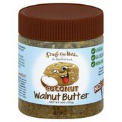 Crazy Go Nuts Walnut Butter, Coconut