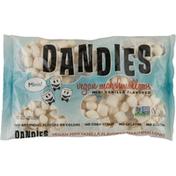 Dandies Marshmallows, Vegan, Vanilla Flavored, Mini