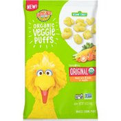 Earth's Best Original Organic Veggie Puffs