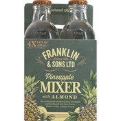 Franklin & Sons Mixer with Almond, Pineapple
