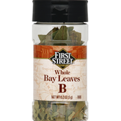 First Street Bay Leaves, Whole