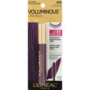 L'Oreal Mascara, Original, Deep Violet 970