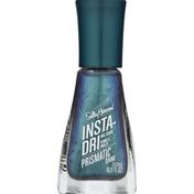 Sally Hansen Nail Color, Celes-Teal 055, Prismatic Shine,