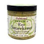 Cultured Raw Sauerkraut