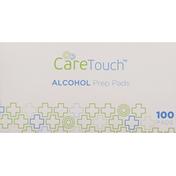 CareTouch Prep Pads, Alcohol