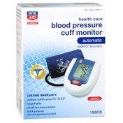 Rite Aid Blood Pressure Cuff Monitor