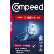 Compeed Gel Cushions, Advanced Blister Care, High Heel